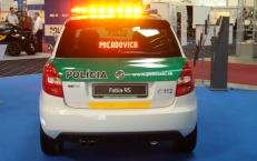 Škoda Fabia II RS